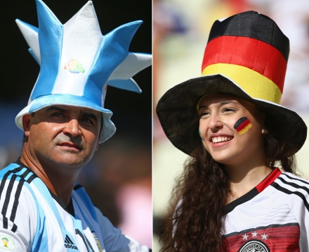What happens if penalties can't separate 'em? The silly hat battle commences.(the-news-daily.com)