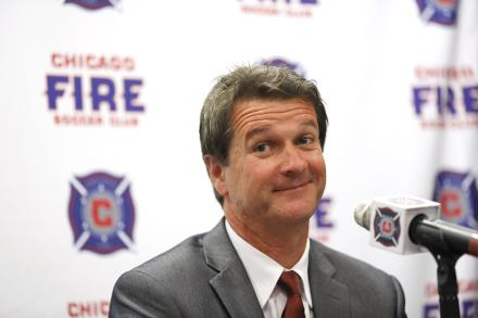 Frank Yallop returns to San Jose tonight. (chicagotribune.com)