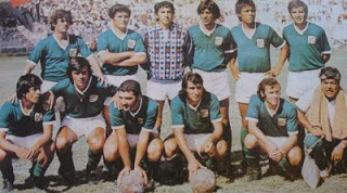 On October 24,1971 Luis Estrada starred on Club Leon to win the