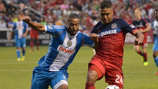 To be or not to be? Be honest, it would surprise no one if Quincy could quote that whole monologue... (Chicago-Fire.com)