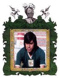 A young Luis Estrada was a teenager when he first signed on with Club Leon.