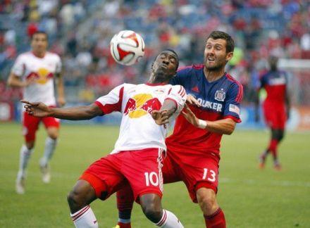 Chicago New York Soccer Segares