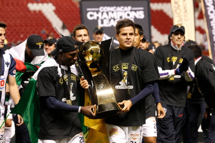 Monterrey celebrates the first of three consecutive CCL titles. When will we see the like again? (sportsworldnews.com)