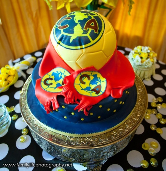 "I honestly don't remember why I Googled ""Club America cake"" (ambrosiacakecreations.com)"