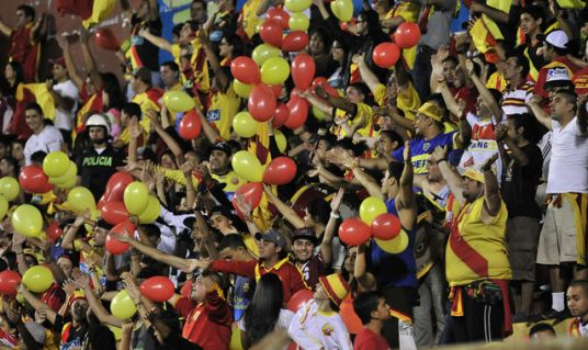We weren't expecting you, but thanks all the same, Herediano (aldia.cr)