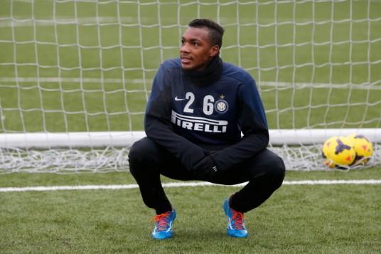 Last January, Seaton was training with Internazionale (jamaicafootballfederation.com)