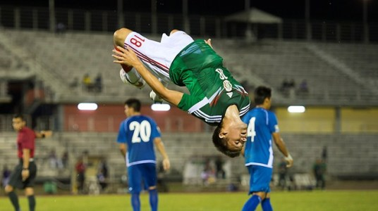El Tri: flying through Group B (concacaf.com)