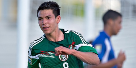 Three goals in two games makes Hirving Lozano your 2015 CONCACAF U-20 leading scorer (concacaf.com)