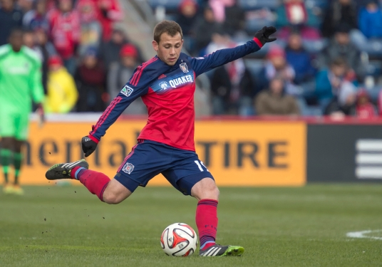 Should the Fire man have got a USMNT call-up this January? (sbisoccer.com)