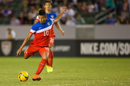 Someone has to keep the goals flowing for the US (sbisoccer.com)