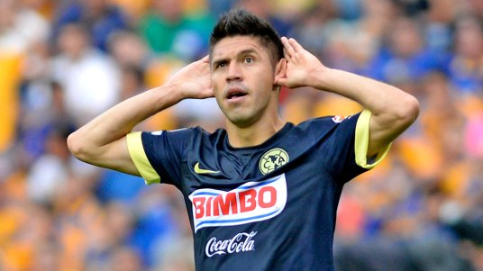Welcome to the (joint) top of the CCL 2014-15 scoring chart, Oribe Peralta (100x100fan.mx)
