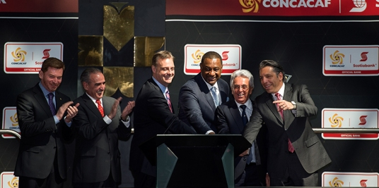 ICYMI, CONCACAF has a new sponsor. Thanks for pitching in, Scotiabank. (concacaf.com)