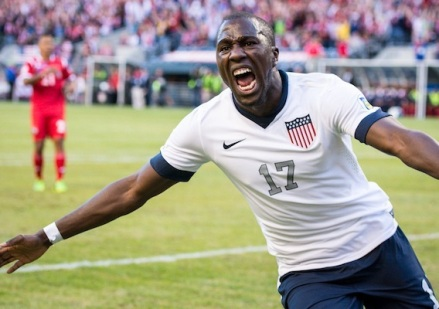 At his recent pace, he'll hit 60 USMNT goals sometime in 2019...(101greatgoals.com)