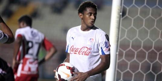 Hottest striker in Honduras? (concacaf.com)