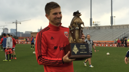 It's a fun trophy, but maybe a few games in Costa Rica would have been more useful? (dcunited.com)