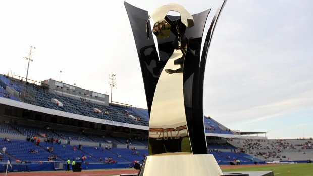 Image result for trofi piala CONCACAF Champions League