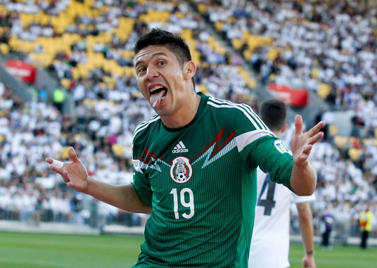 Fun thing about playing for America and El Tri is virtually all your home games are in the same place (imgkid.com)