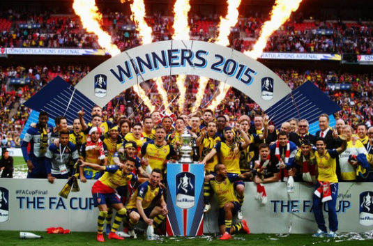 Another FA Cup win for the Gunners (ibtimes.co.uk)