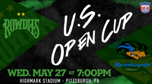 Riverhounds host the Rowdies in the 3rd Round of the US Open Cup (rowdiessoccer.com)