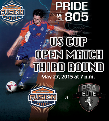 PSA Elite at Ventura County Fusion - US Open Cup 3rd Round (nightout.com)